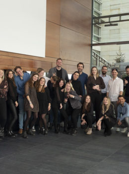 Marketing Loft Teamfoto