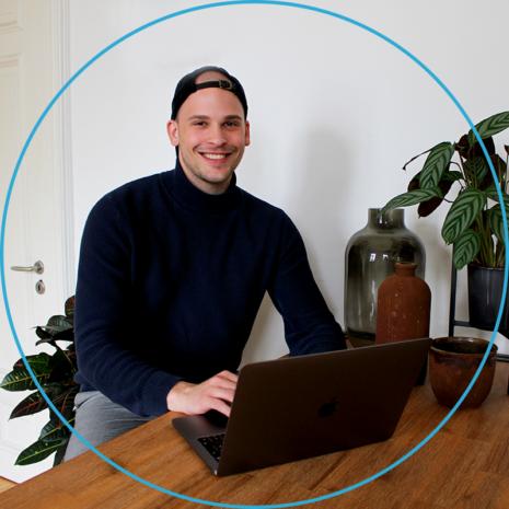 SAM Junior Online Marketing Manager Bennet Deutscher