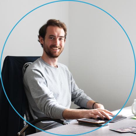SAM Senior Business Development Manager Grant Kendon Sharka